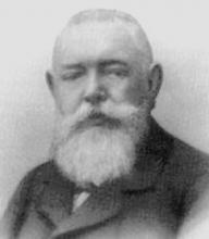 Portretfoto Leon Jaminé (1858-1921)