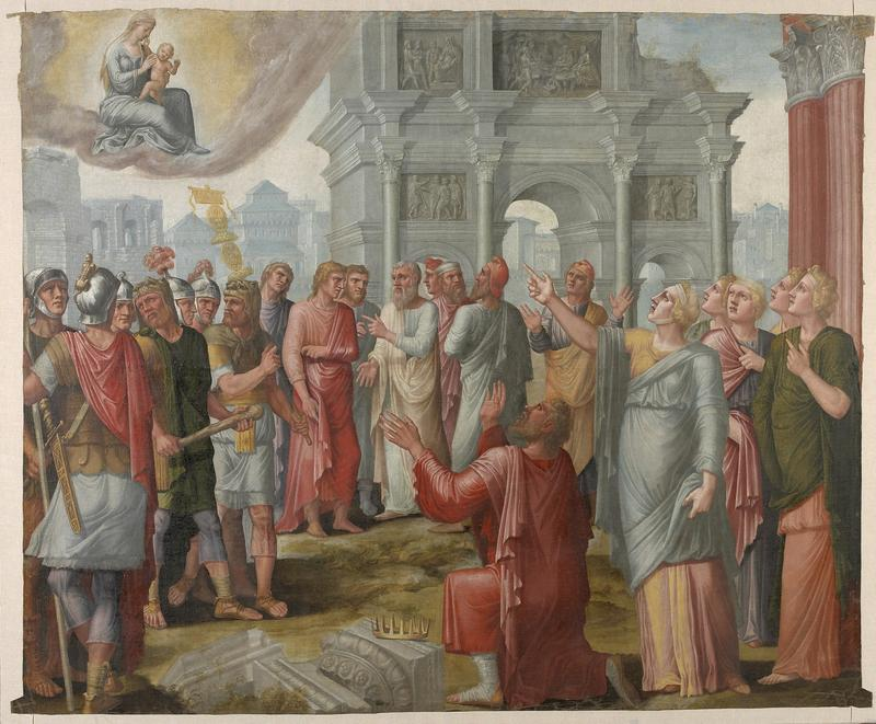 Augustus en de Tiburtijnse Sibylle